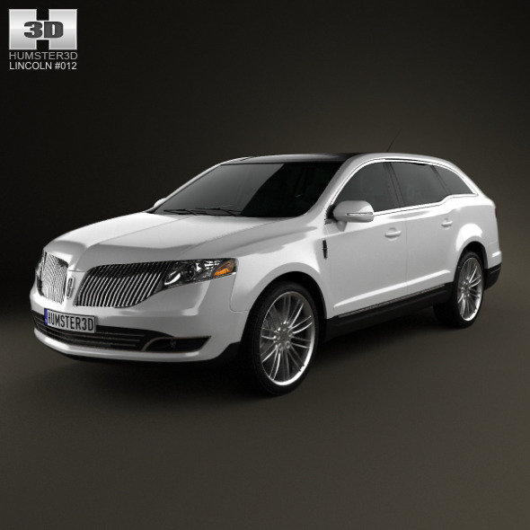 3DOcean Lincoln MKT 2013 5428330
