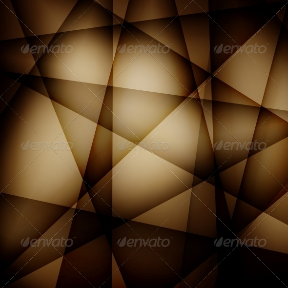 Abstract Futuristic Vector Background