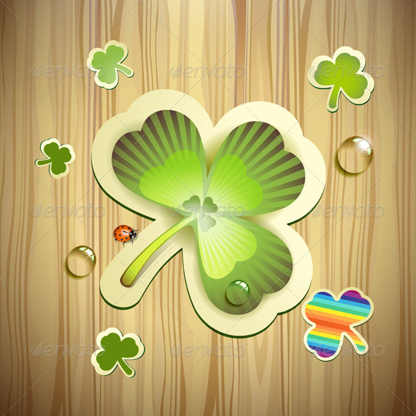 GraphicRiver Saint Patrick s Day Card 5429160