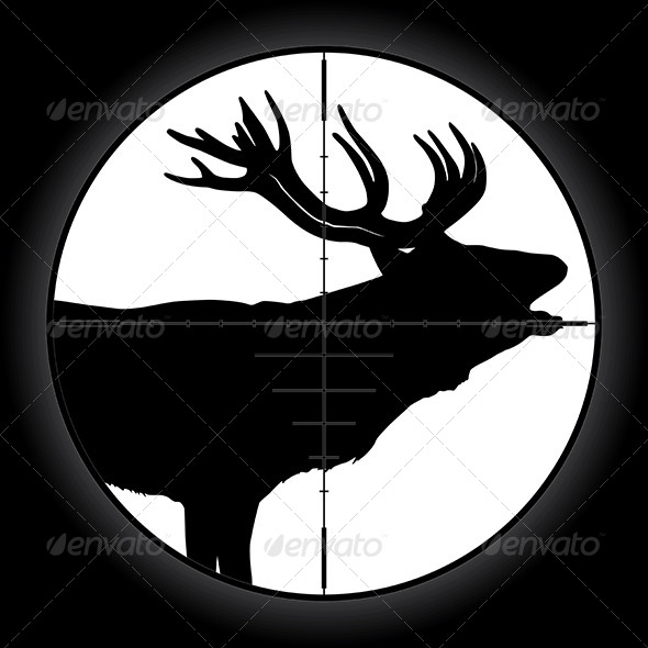GraphicRiver Hunter Scope 5429370