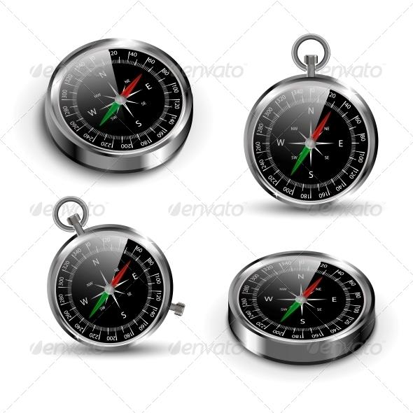 GraphicRiver Compass 5431254