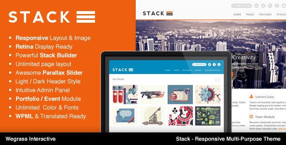 Stack - Responsive Multi-Purpose Theme - Stack - Responsive Multi-Purpose Theme