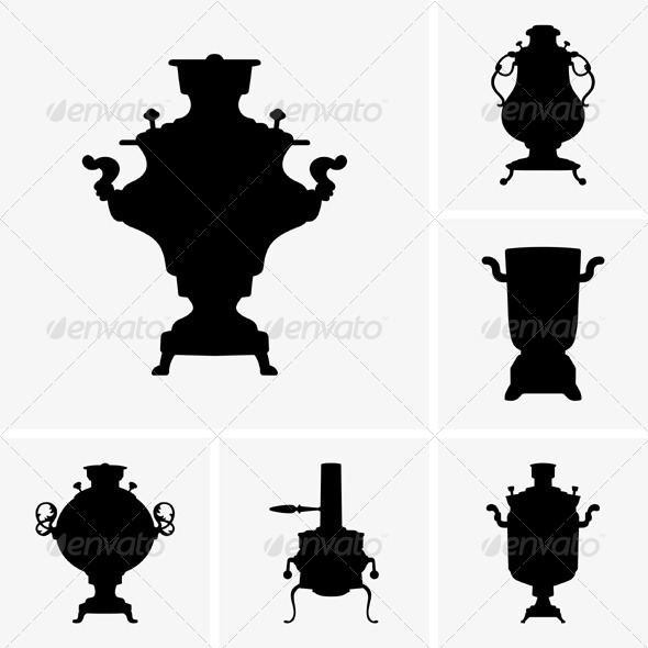 GraphicRiver Samovars 5433896