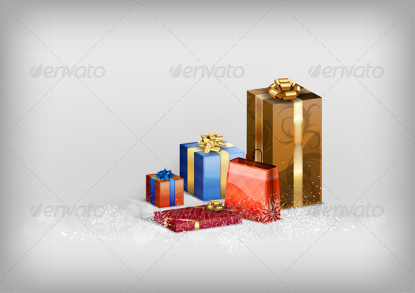 GraphicRiver Gifts 5434368
