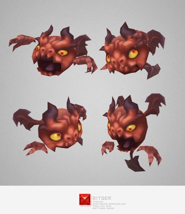 3DOcean Micro Demon Daryl 5434893