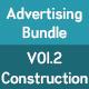 Construction Advertising Bundle - GraphicRiver Item for Sale