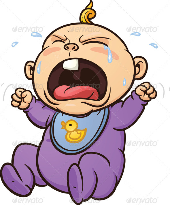 Cartoon Characters Crying : The gallery for gt sad baby cartoon