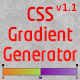 CSS Gradient Generator - CodeCanyon Item for Sale