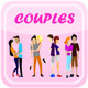 Couple - GraphicRiver Item for Sale