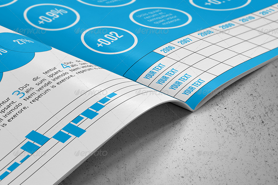 Annual Report Template by Realstar – Template Annual Report