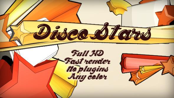 Disco Stars 3D