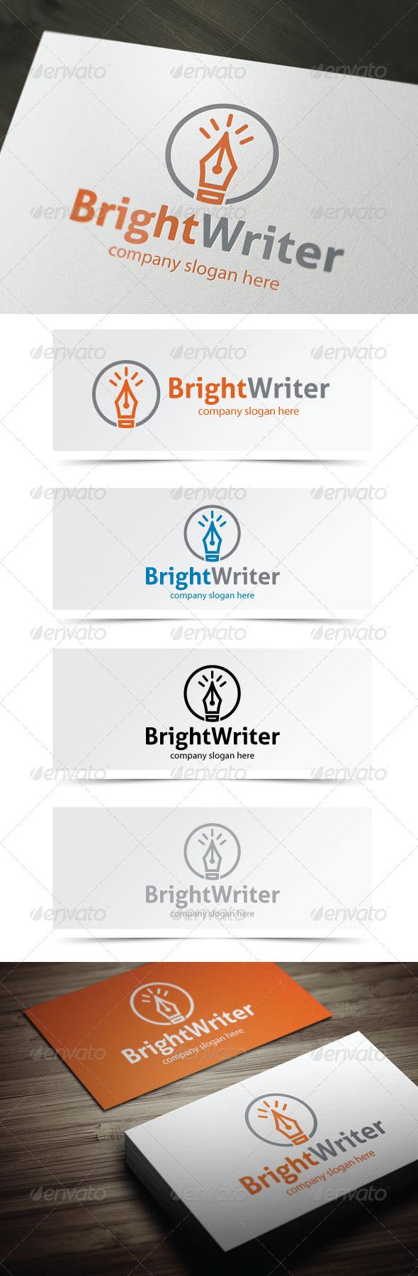 GraphicRiver Bright Writer 5437254