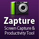 Zapture – Screen Capture & Productivity Tools