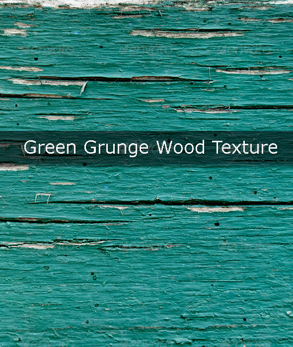 GraphicRiver Green Grunge Wood Texture 5441034
