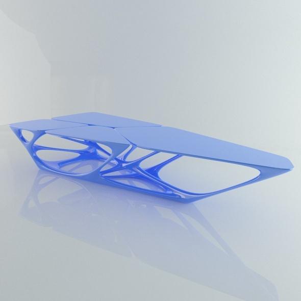 3DOcean Table 5442324