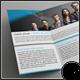 Single Gate-Fold Brochure Mock-Up - GraphicRiver Item for Sale