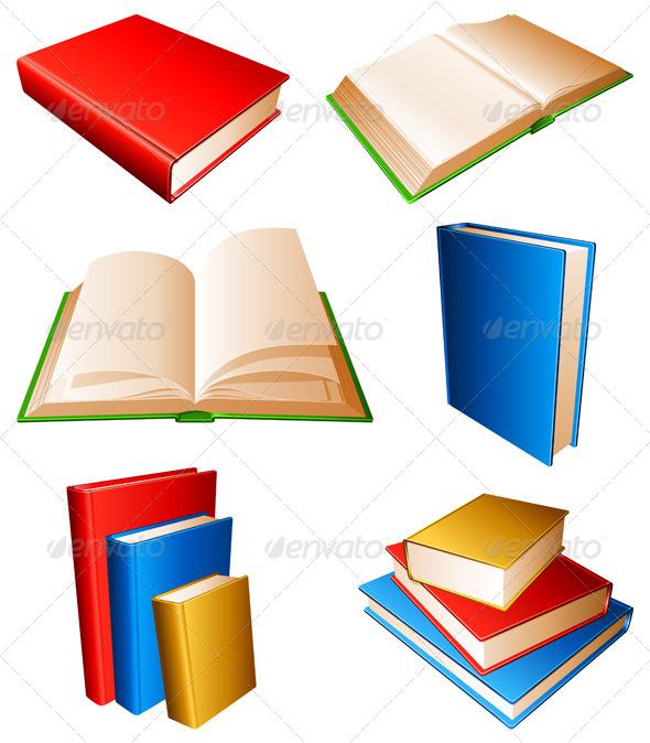 GraphicRiver Books 5443568