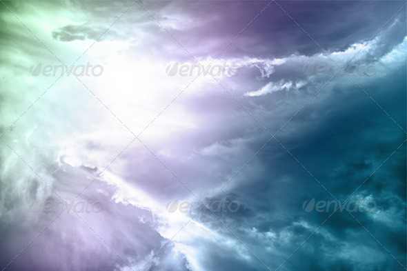 Clouds - Stock Photo - Images