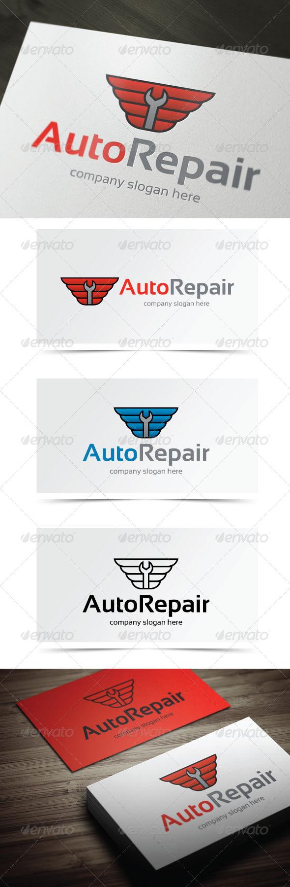 GraphicRiver Auto Repair 5445158
