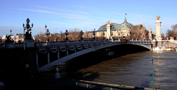 The Seine River