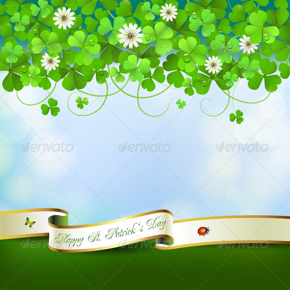 Saint Patrick s Day Card