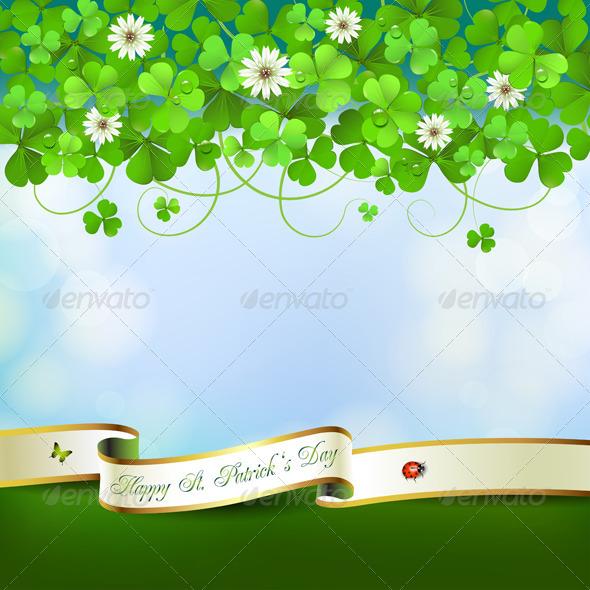 GraphicRiver Saint Patrick s Day Card 5446686