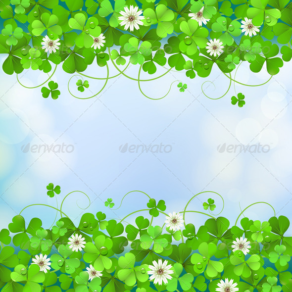 GraphicRiver Saint Patrick s Day card 5446752