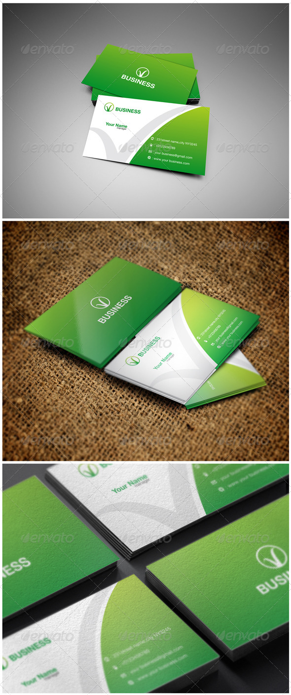 GraphicRiver Your Business 5447348