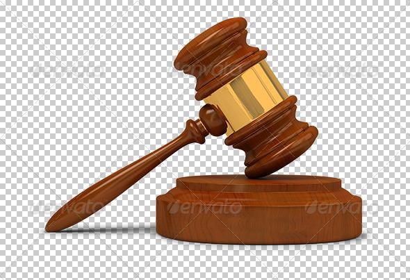 GraphicRiver judge gavel 5447979