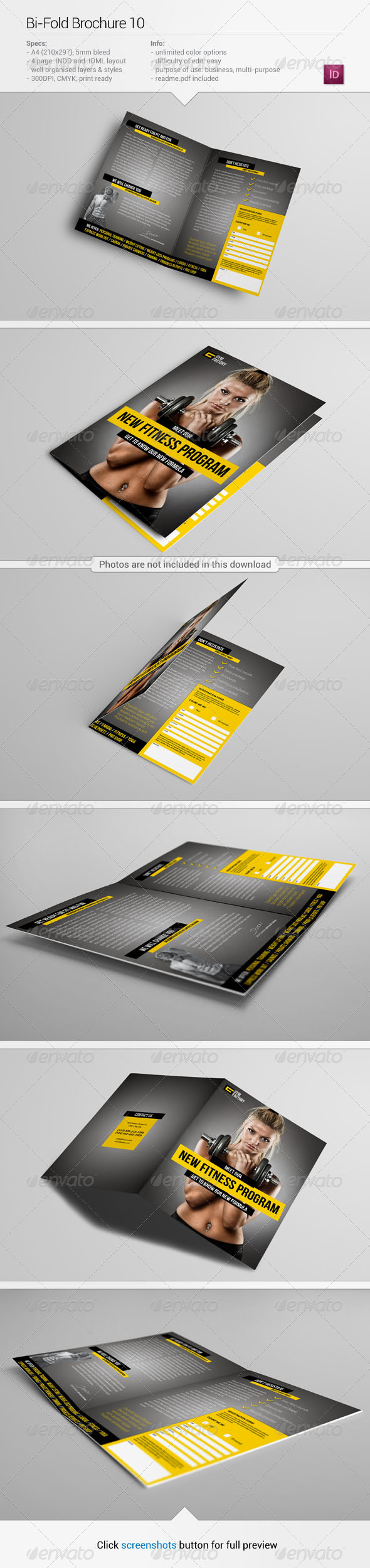 GraphicRiver Bi-Fold Brochure 10 5448246