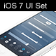 iOS Flat UI Set Vol. 3 - GraphicRiver Item for Sale