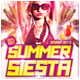 Summer Siesta Party Poster Template - GraphicRiver Item for Sale