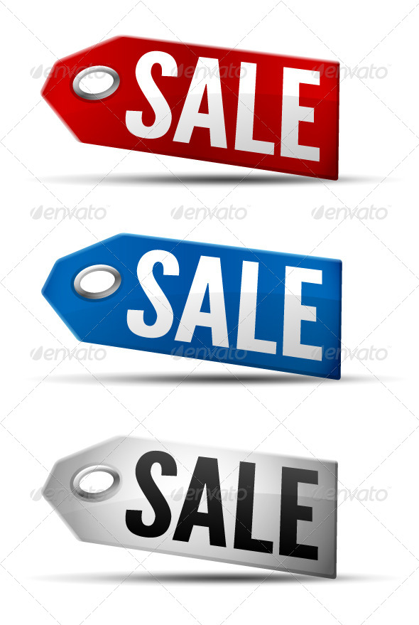 GraphicRiver Retail Sale Tag 5448397