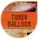 Tuned Balloon - Music WordPress Theme - ThemeForest Item for Sale