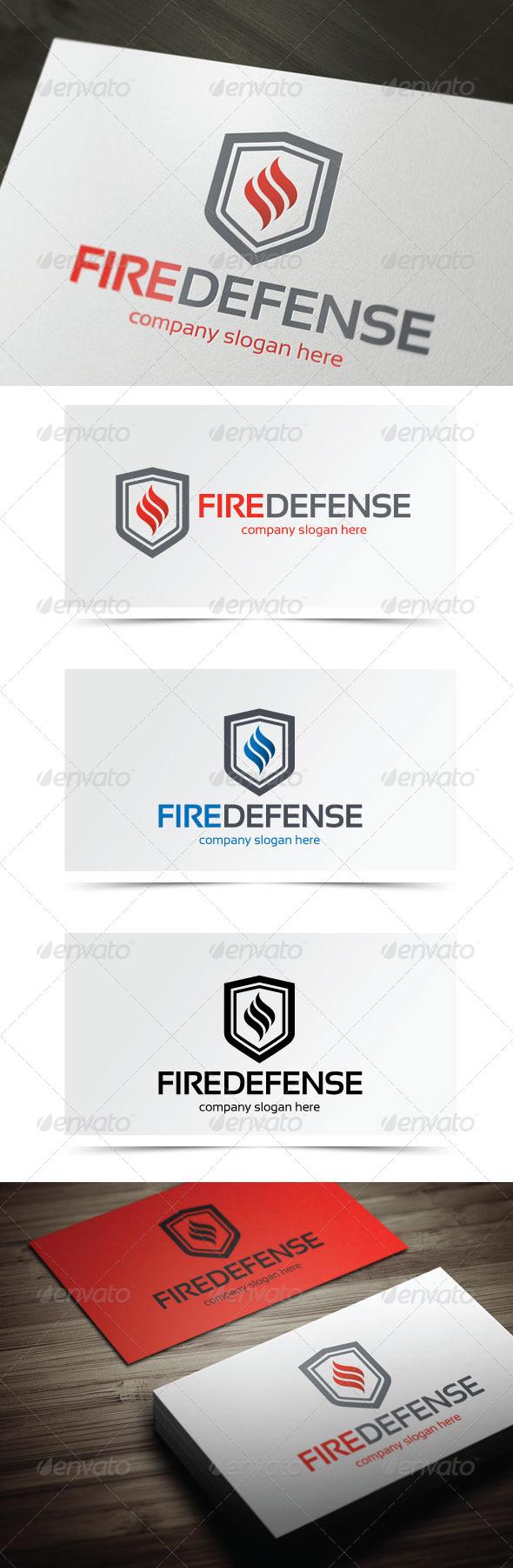 GraphicRiver Fire Defense 5449988