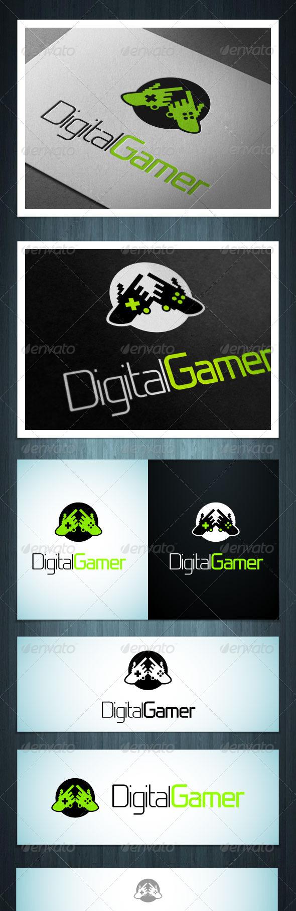 GraphicRiver DigitalGamer 5450467