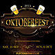 Oktoberfest Poster/Flyer - GraphicRiver Item for Sale