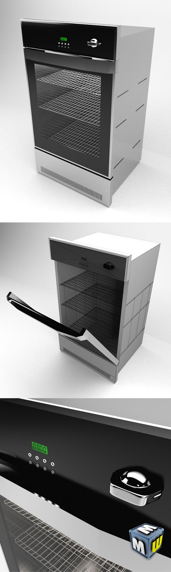 3DOcean Oven MAX 2011 5450581
