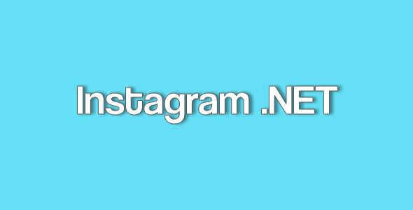 CodeCanyon Instagram NET 5396378