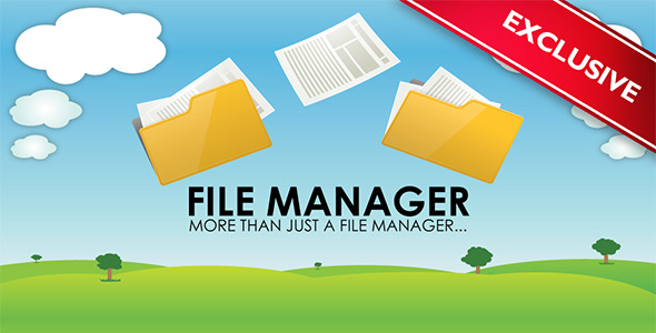 CodeCanyon File Manager 5429390