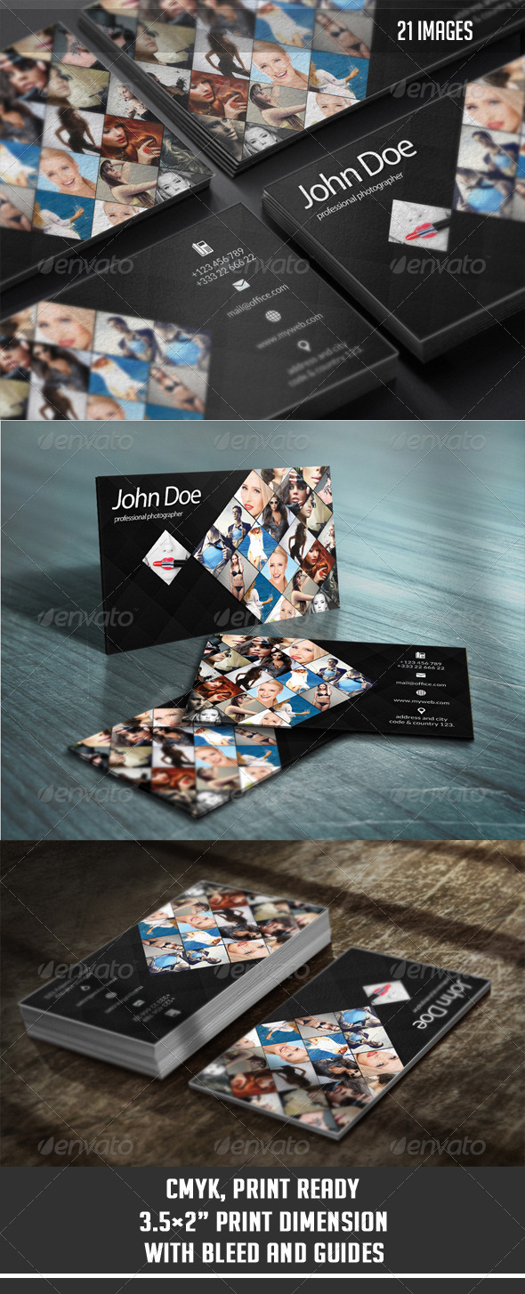 GraphicRiver Creative Business Card 2 5411881
