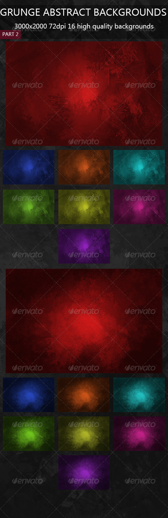 GraphicRiver Grunge abstract backgrounds 2in1 part 2 5451450