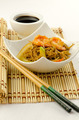 Delicious Chinese noodles with shrimps - PhotoDune Item for Sale