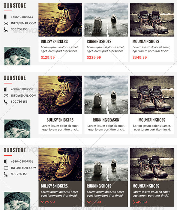 Bullsy A Rugged Facebook Timeline Cover Template