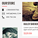 Bullsy - A Rugged Facebook Timeline Cover Template - GraphicRiver Item for Sale