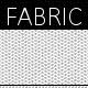 Minimal White Micro Fabric