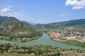 view from Djvari on the river Kura and Aragva - PhotoDune Item for Sale