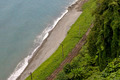 railroad on the beach - PhotoDune Item for Sale