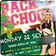 Back to School 2 Flyers Party - 8.5 x 11 - GraphicRiver Item for Sale