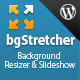 bgStretcher WordPress Bg Image Resizer & Slideshow
